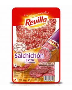 Salchichon extra revilla lonchas 85 gr