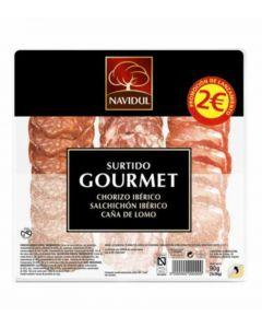 Surtido iberico navidul lonchas 90 gr