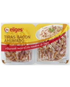 Tiras bacon ahumado ifa eliges p2x100 gr