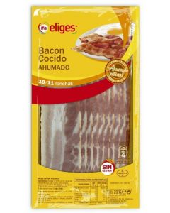 Bacon ahumado ifa eliges lonchas 200 gr
