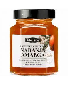 Confiruta azucar de caña naranja amarga helios 330g