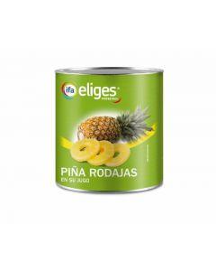 Piña en su jugo ifa eliges lata 560g 340g ne