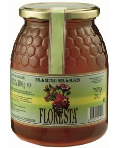 Miel de flores floresca tarro 1k