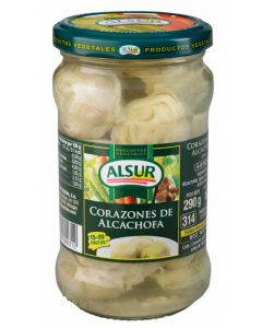 Alcachofa cor 15/20 alsur t 160g ne
