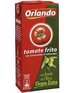 Tomate frito aceite de oliva orlando brik 350g