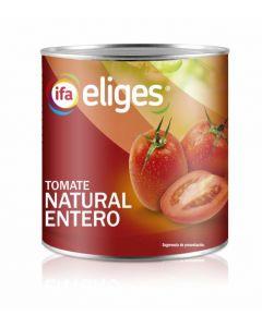 tomate entero natural ifa eliges lata 480g