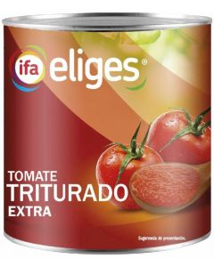 Tomate triturado  ifa eliges lt 780g ne