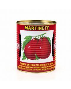 Tomate ent pelad  martinete lt 480g ne