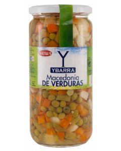 Macedonia verdura   ybarra t 400g ne