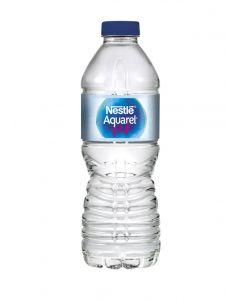 Agua mineral aquarel botella 50cl