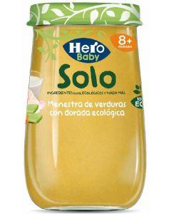 Tarrito bio menestra dorada solo hero 190gr
