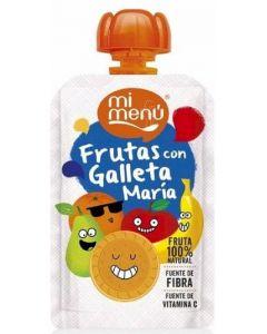 Pouch de frutay galleta dulcesol 100g
