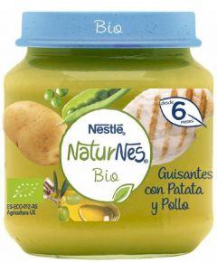Tarrito bio guis pat pollo  naturnes  200g