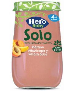 Tarrito bio plat-alb-pat solo hero 190gr
