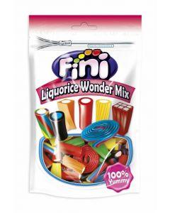 Regaliz wonder mix mix fini  180g