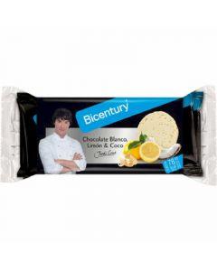 Tortitas de arroz con limon y coco bicentury 132g