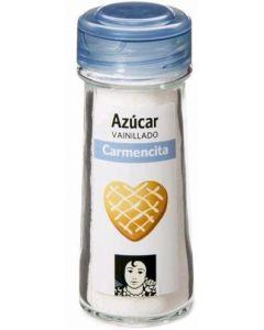 azúcar vainillado tarro cristal carmencita 80g