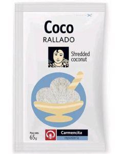 Coco rallado carmencita 65g