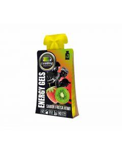 Gel energetico fresa y kiwi loading 3x30g