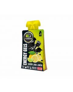 Gel energetico lima limon loading 3x30g