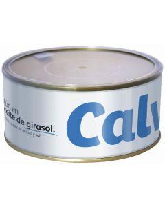 Atun listado aceite de girasol calvo ro900 650g ne