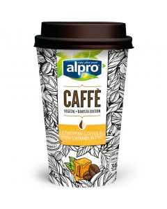Cafe soja caramelo alpro 206ml