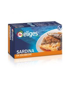 Ifa eliges sardinas en escabeche 88gr