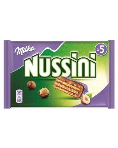 Chocolatina nussini  milka  p5x31,5g