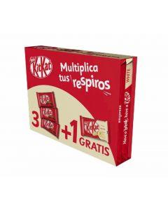 Chocolatina c/leche  kit kat lote p3+ 1