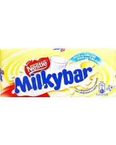 Chocolate blanco  milkybar  100g
