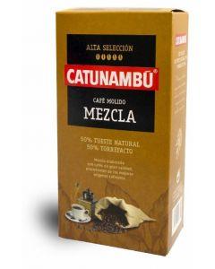 Cafe molido mezcla catunambu 250 gr