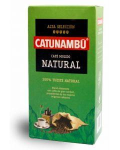 Cafe molido natural catunambu 250 gr