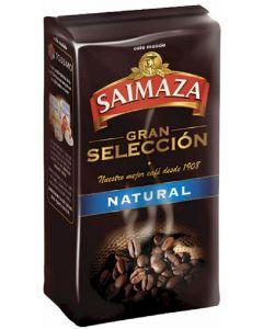 Cafe molido natural gran selección saimaza 250 gr
