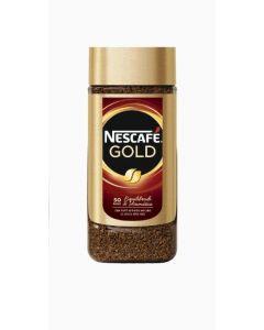 Café soluble natural gold solo nescafé 100g