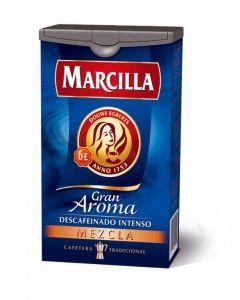 Cafe molido descafeinado mezcla marcilla 250 gr
