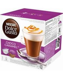Cafe en capsulas caramel dolce gusto 16 capsulas