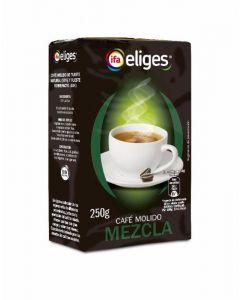 Cafe molido mezcla ifa eliges 250 gr