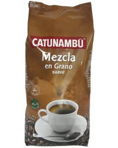 Café grano mezcla suave catúnambu 1kg