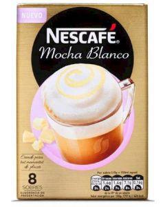 Cafe soluble moca blanco nescafe p6x120 gr