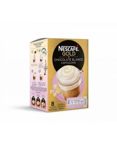 café soluble moca blanco nescafé pack de 6 unidades de 120g