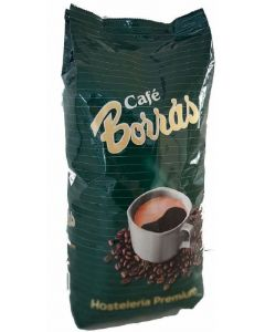 Cafe grano natural borras  1 kg