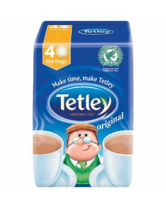 Tetley té estilo inglés 40ud