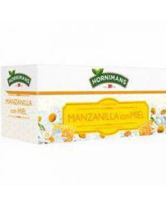 Infusion manzanilla con miel hornimans 25 sobres