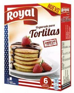Preparado tortitas royal 120gr