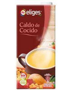 Caldo liquido cocido ifa eliges 1l