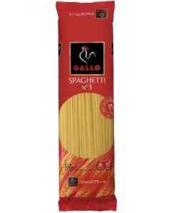 Pasta espaguetti gallo 500g