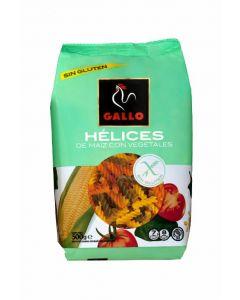 Pasta helices gallo 500g