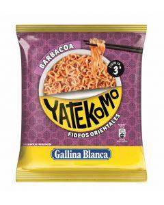 Pasta pollo al curry yatekomo bg bolsa 90gr