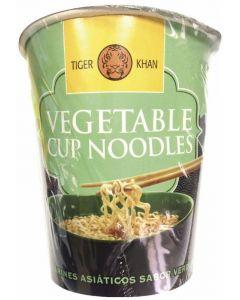 tallarínes instantaneos verduras tiger khan 60g