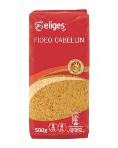 Pasta fideo nº0 ifa eliges 500g